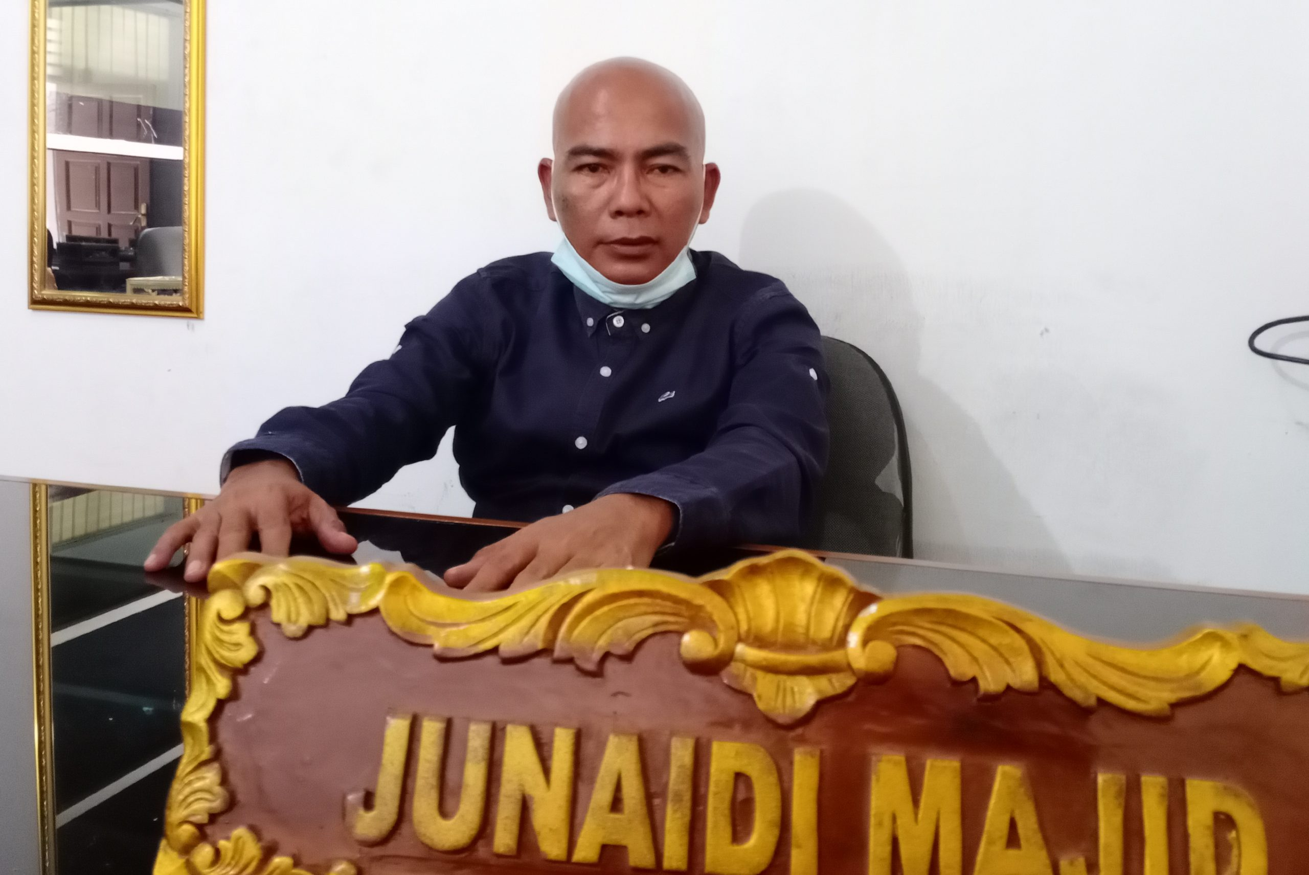 Junaidi Majid merupakan anggota DPRD OKU Timur dari Fraksi Partai Nasdem