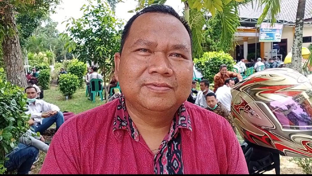 Firmansyah calon Kepala Desa Tulung Harapan Kecamatan Semendawai Timur