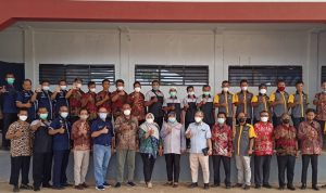 Sebanyak 30 orang terdiri Kepala Sekolah, dan Guru merupakan utusan dari kelima SMK di OKU Timur, melakukan kunjungan ke SMK Al-Mufti, di Kabupaten Subang, Provinsi Jawa Barat.